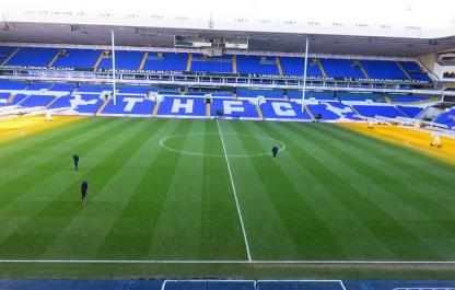 White Hart Lane. Copyright - Kevin Hackert