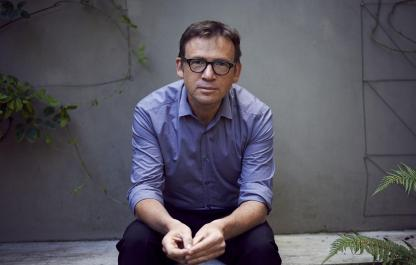 David Nicholls, novelist and author of One Day