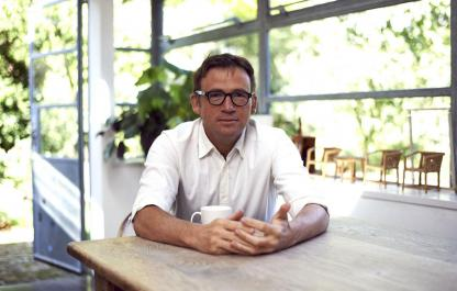 David Nicholls, novelist and screenwriter