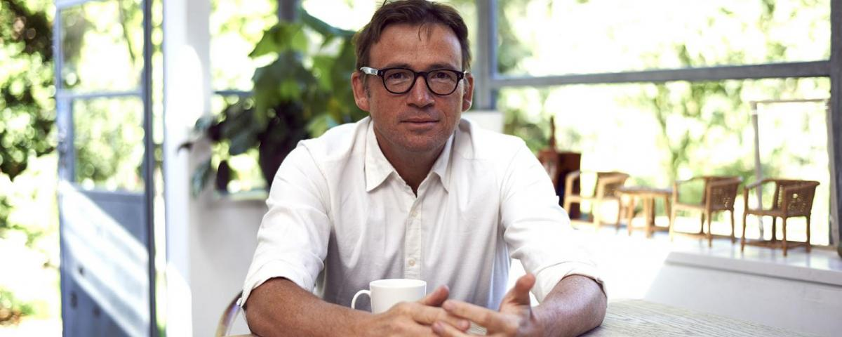 One Day author David Nicholls
